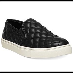 EUC Report Quilted Slip-On Sneaker